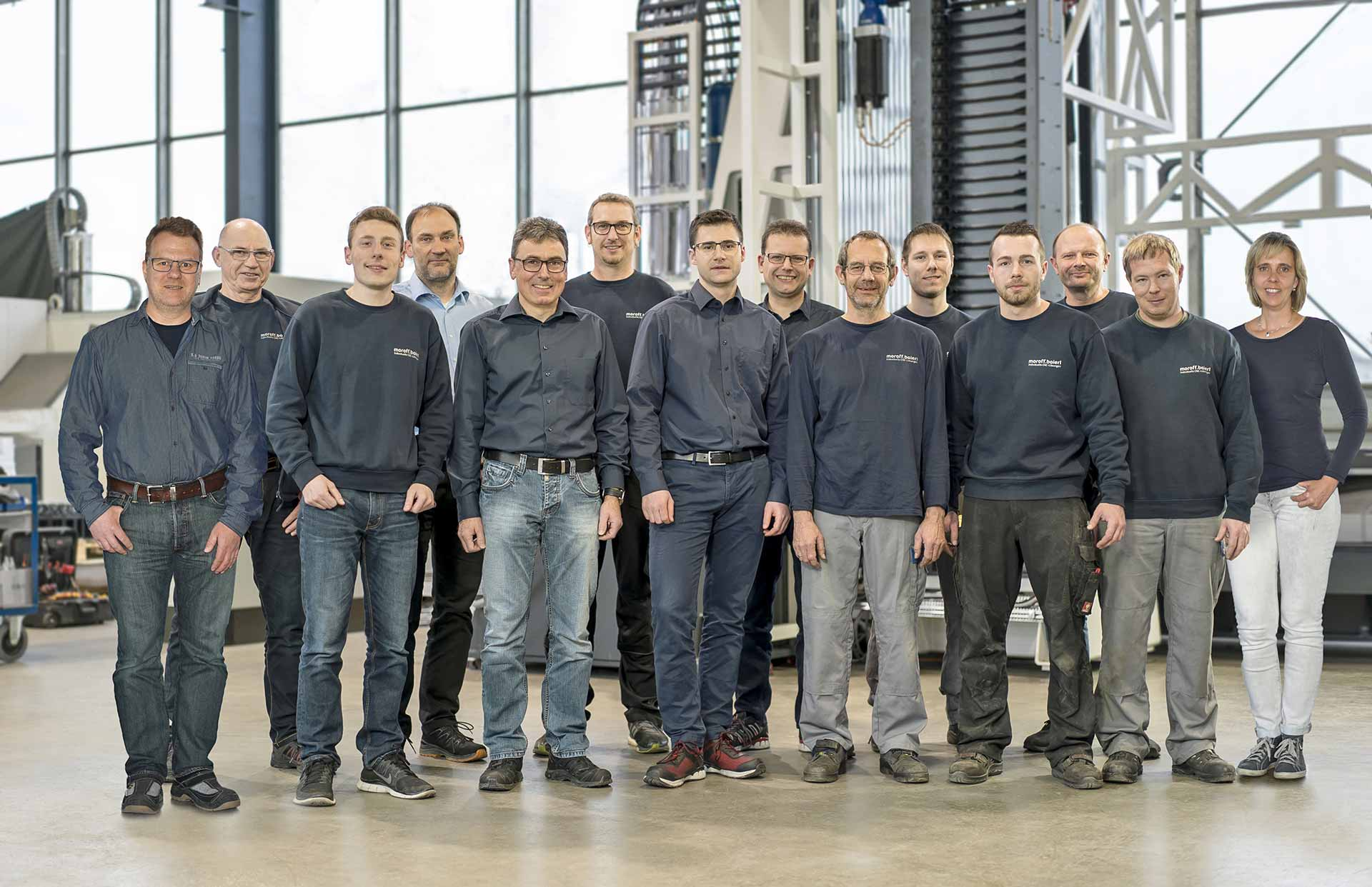 Moroff-Team